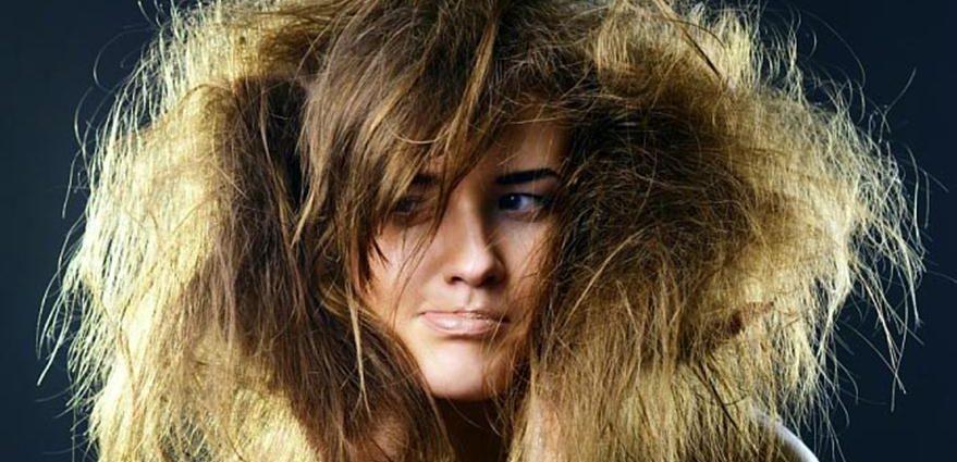 Главные правила ухода за сухими волосами