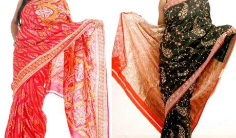 Как правильно носить сари