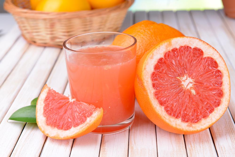 О полезных свойствах грейпфрута