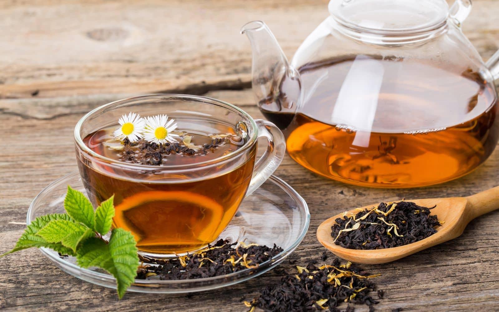 Полезные свойства чая