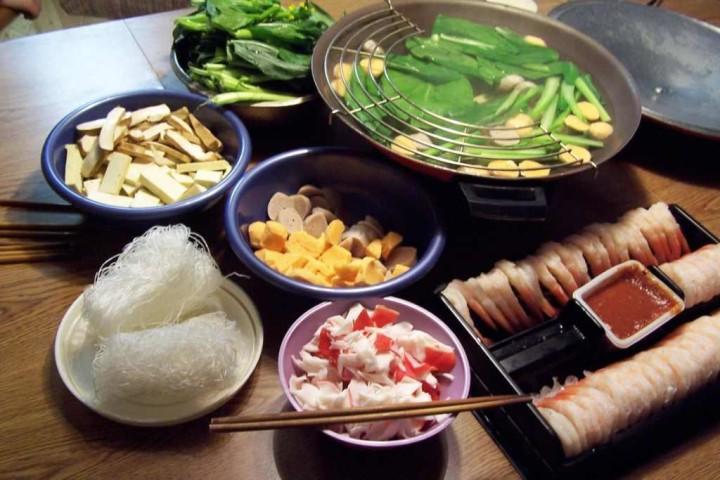 Кухня Китая