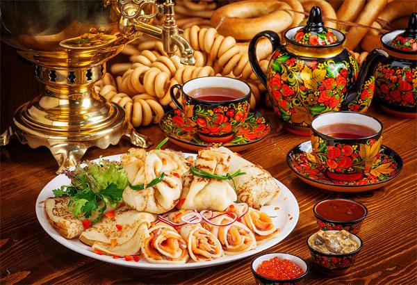 Интересные факты о русской кухне: лучшие рестораны